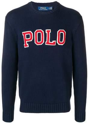 Polo Ralph Lauren varsity logo sweater