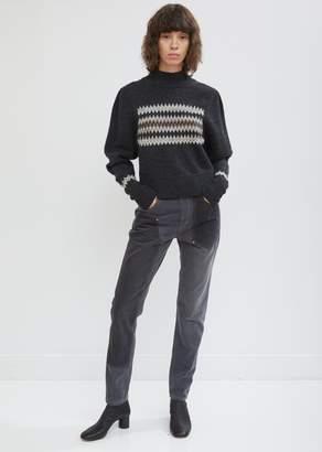 Isabel Marant Orrick High Rise Jeans