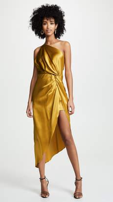 Mason by Michelle Mason Twist Knot Dress
