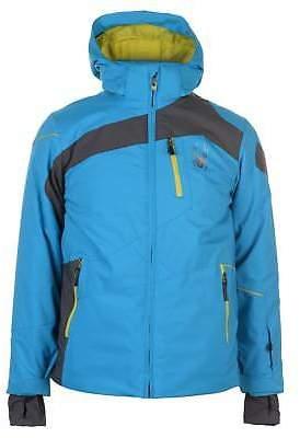 Spyder Boys Rival Jacket Junior Ski Coat Top