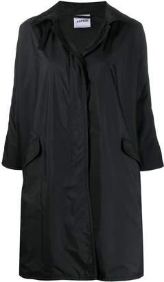 Aspesi relaxed fit raincoat