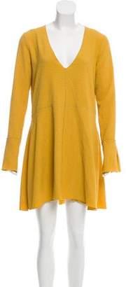See by Chloe A-Line Mini Dress