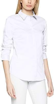 Benetton Women's Smart Fitted Shirt