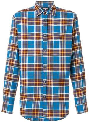 DSQUARED2 classic checked shirt