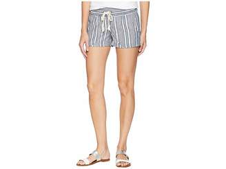 Roxy Oceanside Yarn-Dyed Shorts Women's Shorts