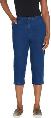 Linea By Louis Dell'olio by Louis Dell'Olio Regular Denim Capri