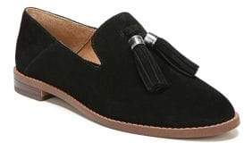 Franco Sarto Hadden Leather Tassel Loafers