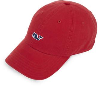 Vineyard Vines Garment Dyed Logo Baseball Hat