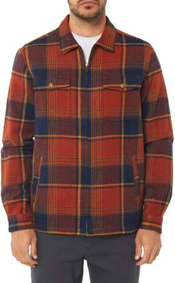 O'Neill Lodge Flannel Shirt Jacket