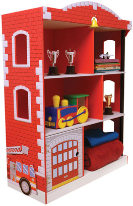 Kid Kraft Firehouse Bookcase