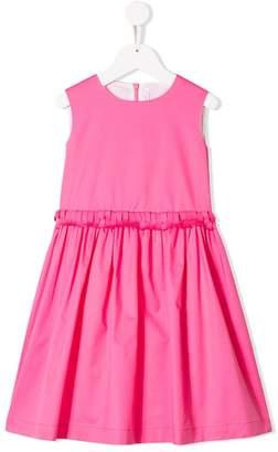Il Gufo short flared dress