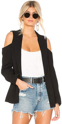 BCBGeneration Cold Shoulder Blazer