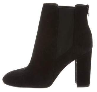 Sam Edelman Suede Ankle Boots
