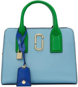 Marc Jacobs Blue Little Big Shot Bag