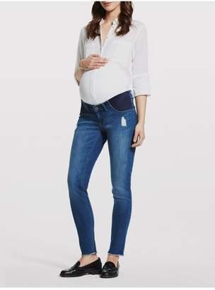 DL1961 Emma Maternity Skinny | Strobe