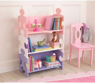 Kid Kraft Puzzle Bookcase
