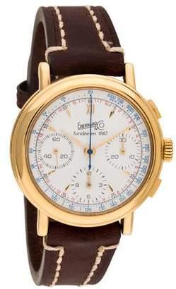 Co Eberhard & Anniversary Edition Watch