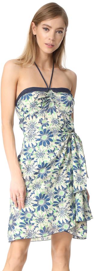 Anna SuiAnna Sui Daisies Halter Dress