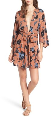 Women's Faithfull The Brand Nova Floral Print Dress $149 thestylecure.com