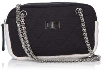Chanel Vintage Nylon Chain Shoulder Bag db3d08258fddf