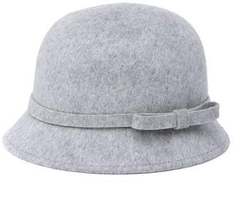 Phenix Felt Ribbon Cloche Hat