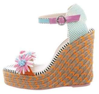 c71e6525b284 Sophia Webster Platform Women s Sandals - ShopStyle