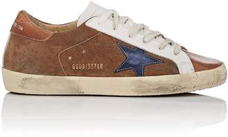 Golden Goose Women's Superstar Suede & Leather Sneakers