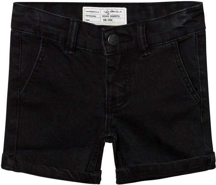I Dig Denim Soho Shorts Black