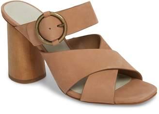 1 STATE 1.STATE Icendra Flared Heel Mule Sandal
