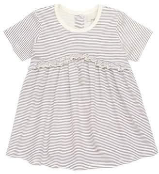 Peek Essentials Peek Violet Stripe Dress