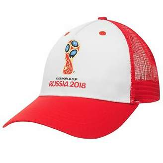 Gents FIFA Mens World Cup Russia 2018 Cap Baseball Breathable Mesh Snapback Summer