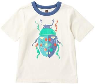 Tea Collection Beetle Graphic T-Shirt (Toddler, Little Boys, & Big Boys)