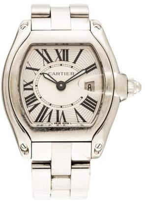 Cartier Roadster Watch silver Roadster Watch