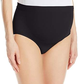 Annette Women's Soft and Seamless Pregnancy Panty