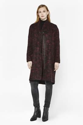 Vero moda damen mantel vmblaza long wool jacket