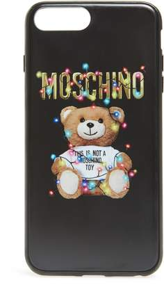 Moschino Christmas Teddy iPhone 7/8, 7/8 Plus & X/Xs Case