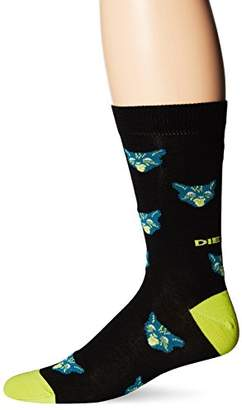 Diesel Men's Ray Printed Socks