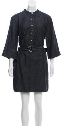 Marc by Marc Jacobs Belted Mini Dress
