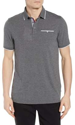 Ted Baker Derry Modern Slim Fit Polo