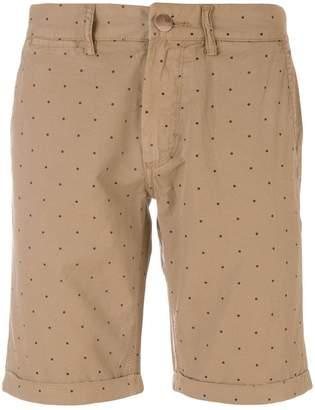 Sun 68 polka dot bermuda shorts