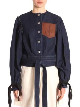 J.W.Anderson Short Denim Jacket