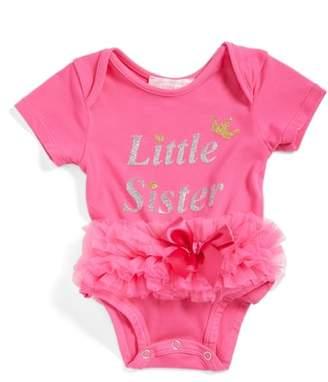 Popatu Little Sister Skirted Bodysuit