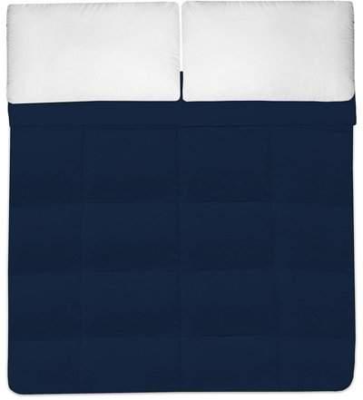 Balancesun Twin Size Comfortable Duvet Quilt Breathable Warm Home Hotel Hypoallergenic Indoor Sleeping Bed Blanket Pad