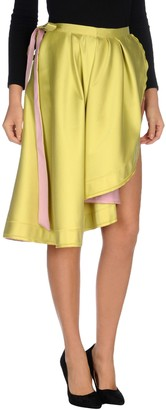 Grazia MARIA SEVERI Knee length skirts