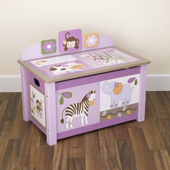 CoCalo Baby Jacana Toy Box