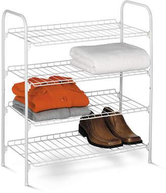 Honey-Can-Do 4-Tier Wire Storage Shelf