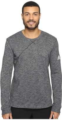 adidas Cross Up Long Sleeve Tee Men's Long Sleeve Pullover