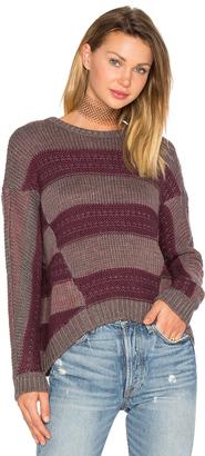 LA Made Syrah Pullover Sweater $83 thestylecure.com