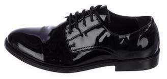 Christian Dior Boys' Patent Leather Oxfords