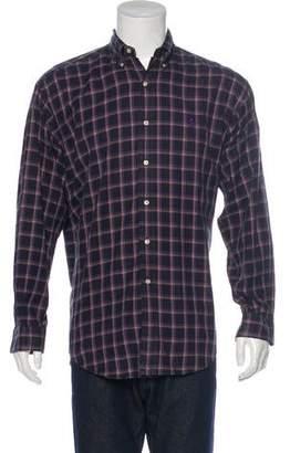 Ralph Lauren Blake Plaid Shirt